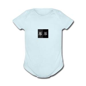 SW - Short Sleeve Baby Bodysuit
