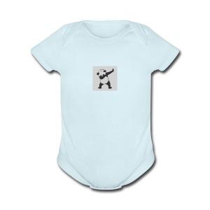 back to school 2nd design - Short Sleeve Baby Bodysuit