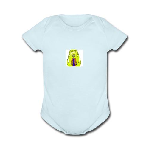 Logo del canal - Organic Short Sleeve Baby Bodysuit