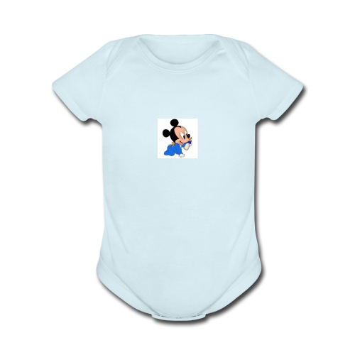 Buy for your Babies!!! - Organic Short Sleeve Baby Bodysuit