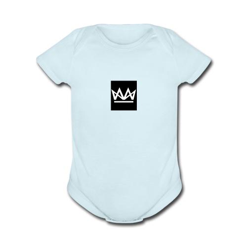 Diamondboygaming - Organic Short Sleeve Baby Bodysuit