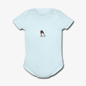 Official Mini Woman Merch - Short Sleeve Baby Bodysuit