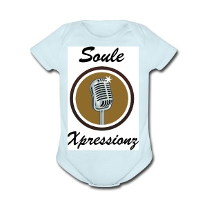 Sx wear - Short Sleeve Baby Bodysuit