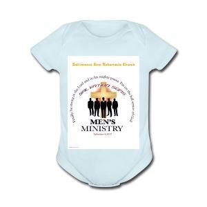 salvation sons Template 1 - Short Sleeve Baby Bodysuit
