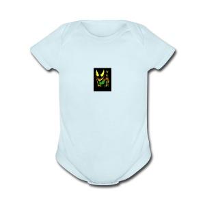 VeNoM - Short Sleeve Baby Bodysuit