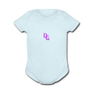 DG - Short Sleeve Baby Bodysuit
