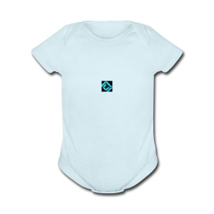 Seller Logo - Short Sleeve Baby Bodysuit