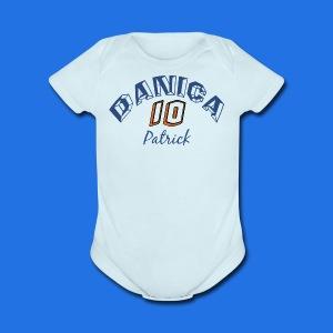 Danica Race Driver - Short Sleeve Baby Bodysuit