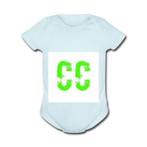 Chuy&Chako - Short Sleeve Baby Bodysuit