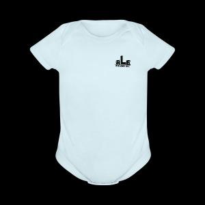 AirLines Entertainment - Short Sleeve Baby Bodysuit