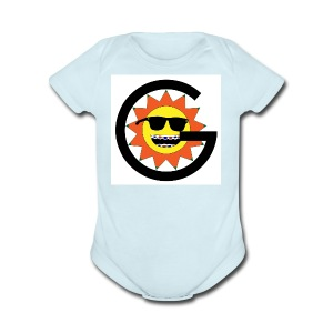 IMG 20170901 170233 318 - Short Sleeve Baby Bodysuit