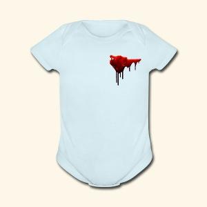 Halloween - 2017 - Short Sleeve Baby Bodysuit