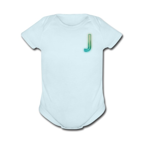 JamariaGoesLoco Merch - Organic Short Sleeve Baby Bodysuit