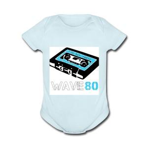 Alt Logo - Short Sleeve Baby Bodysuit