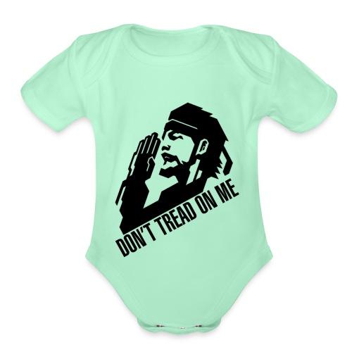 SnakeDTOM T-Shirts - Organic Short Sleeve Baby Bodysuit