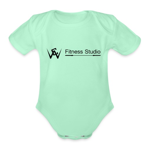 Logo for shirt - Organic Short Sleeve Baby Bodysuit