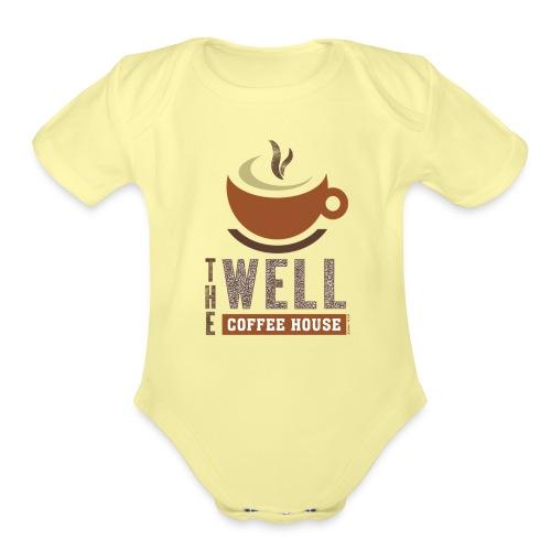 TWCH Verse Color - Organic Short Sleeve Baby Bodysuit