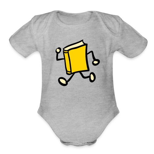 Baby-on-the-Go One size - Organic Short Sleeve Baby Bodysuit