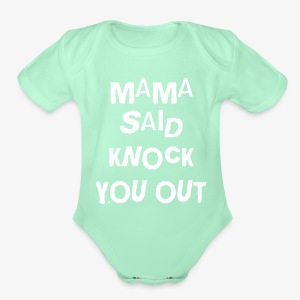 Toddler//Kids Short Sleeve T-Shirt Knock Papa Knock Knock