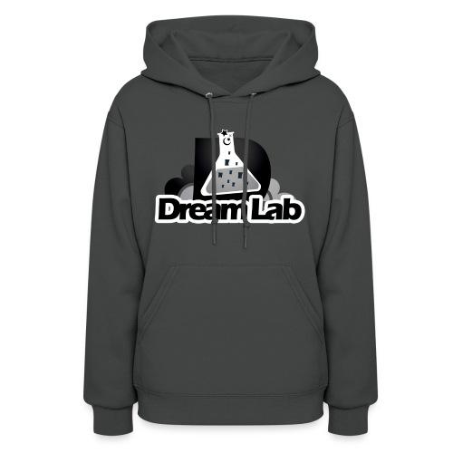 DreamLab Black/Gray - Women's Hoodie