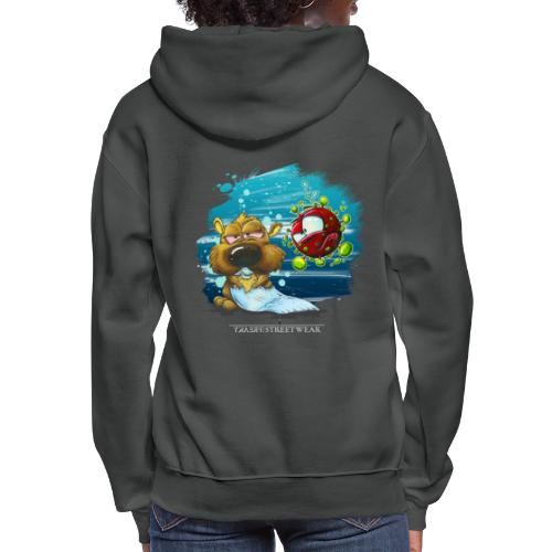 the tragic of life - Women's Hoodie