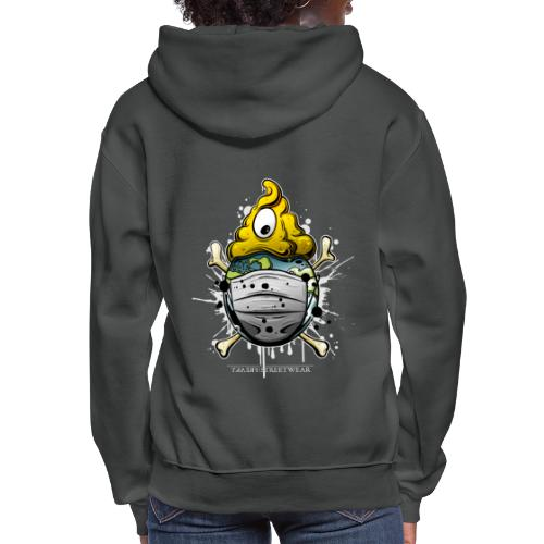 one covid nation - Women's Hoodie