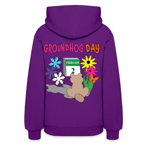 Groundhog Day Dilemma - Women's Hoodie