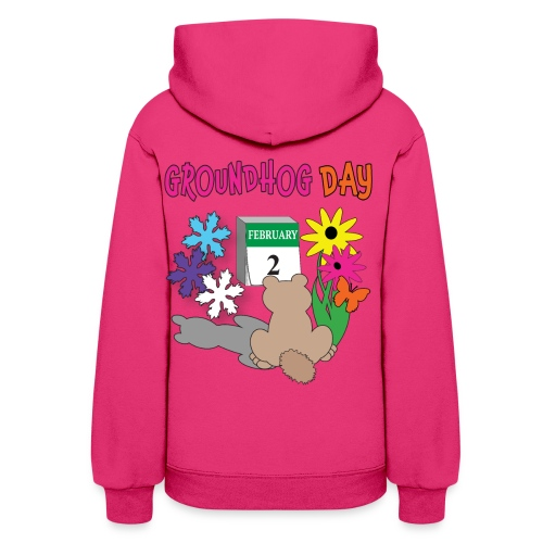 Groundhog Day Dilemma - Women's Hoodie