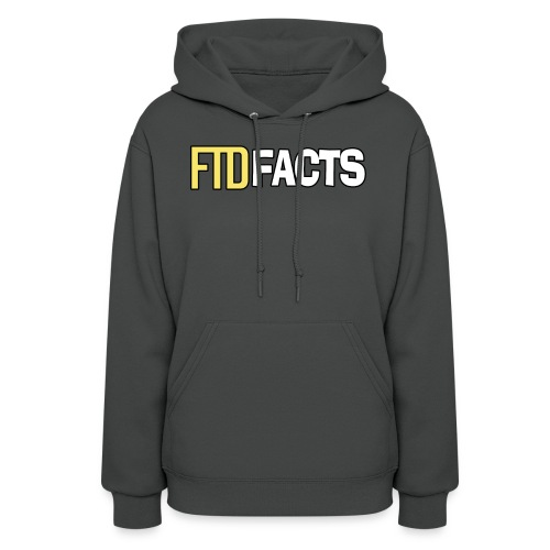 FACTS t shirts png - Women's Hoodie
