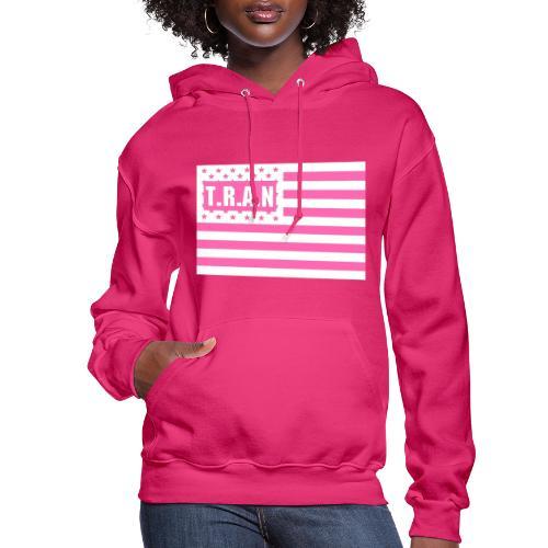 TRAN Logo Women s II jpg - Women's Hoodie