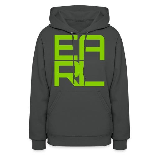 earl logo new - Women's Hoodie