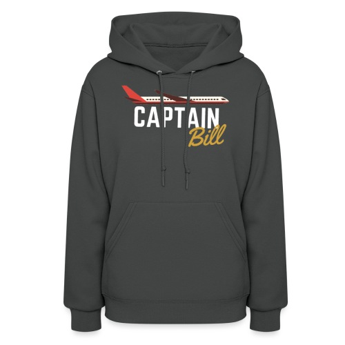 Captain Bill Avaition products - Women's Hoodie