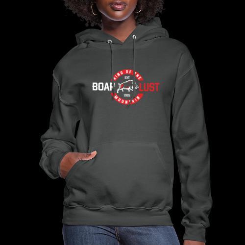Boar Lustlogo - Women's Hoodie