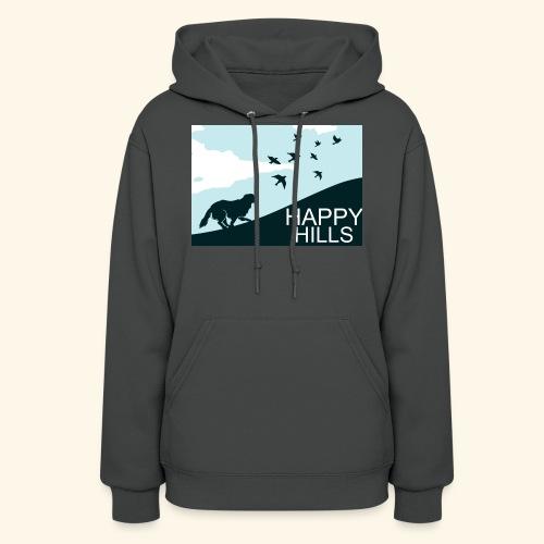 Happy hills - Women's Hoodie