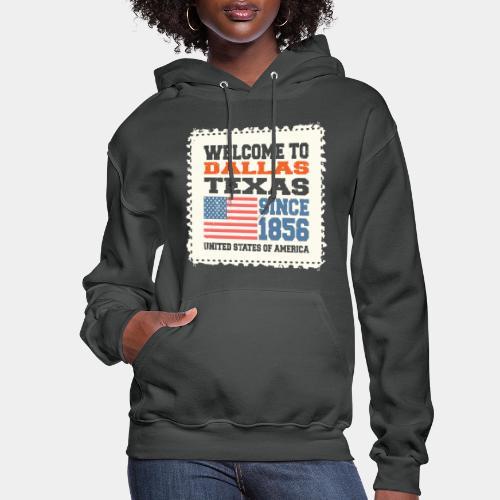 dallas texas usa - Women's Hoodie