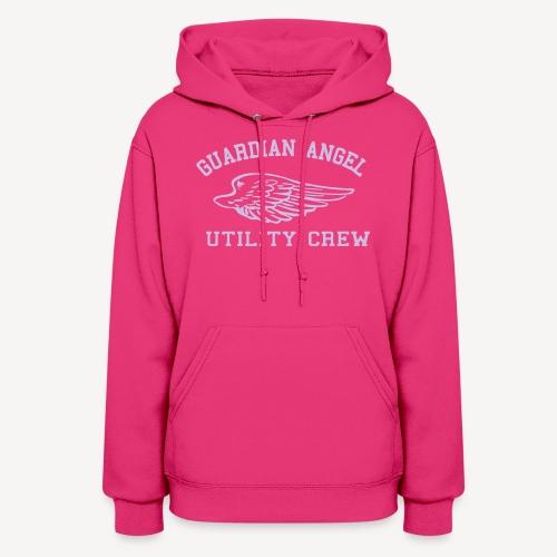 GUARDIAN ANGEL UTILITY CREW - Women's Hoodie