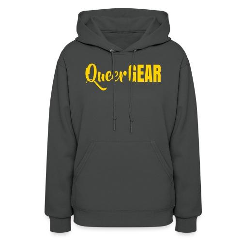Queer Gear T-Shirt - Women's Hoodie