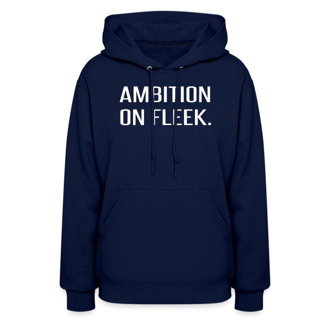 """Ambition on FLEEK"""