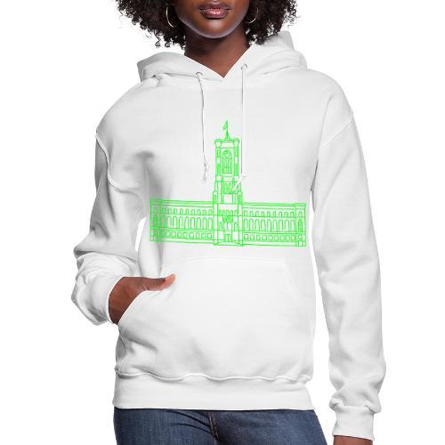 Red City Hall Berlin - Women's Hoodie