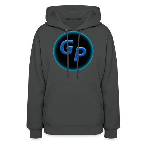 Large Logo Without Panther - Women's Hoodie
