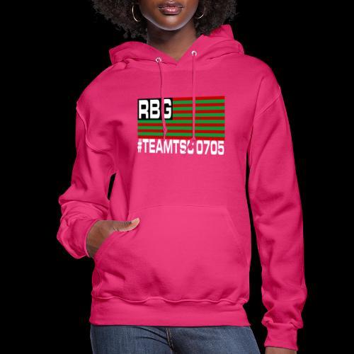 TeamTSC RBGFlag 2 - Women's Hoodie