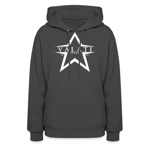 V-Star White - Women's Hoodie