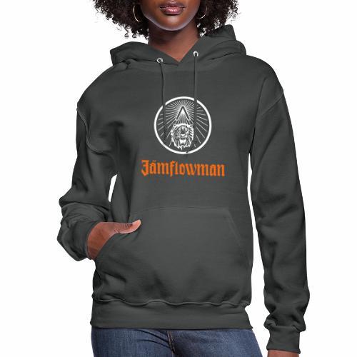 Jamflowman - Women's Hoodie