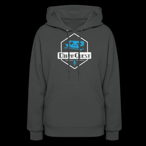 DivanQuest Logo (Badge) - Women's Hoodie