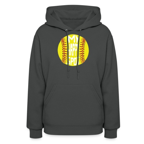 People s Republic of Burlington Softball - Women's Hoodie