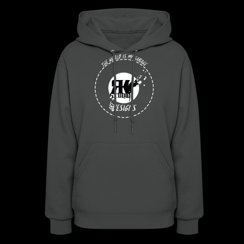The World is My Garage - Women's Hoodie