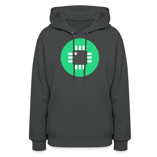 Logo-Only - Women's Hoodie