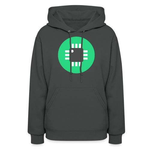Logo-Only - Women's Hoodie
