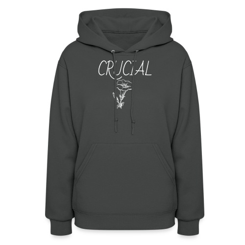 Crucial Abstract Design - Women's Hoodie