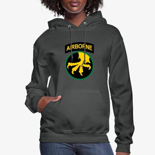 17th Airborne division - Women's Hoodie